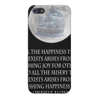 Caso del iPhone de Buda iPhone 5 Carcasas