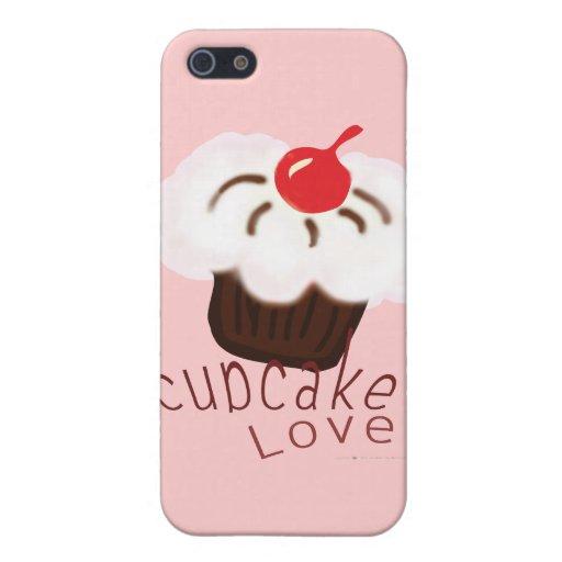 Caso del iPhone de Cupcake_lover iPhone 5 Protector