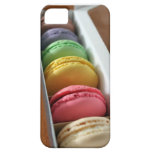 Caso del iPhone de Epcot Francia Macaron iPhone 5 Case-Mate Fundas