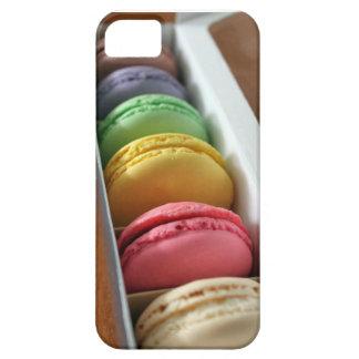 Caso del iPhone de Epcot Francia Macaron iPhone 5 Case-Mate Fundas
