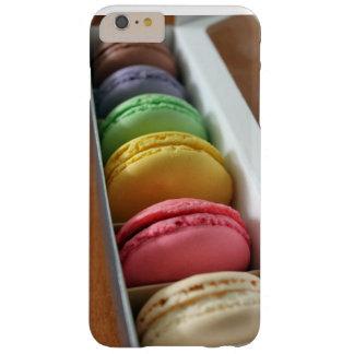 Caso del iPhone de Epcot Francia Macaron Funda Para iPhone 6 Plus Barely There