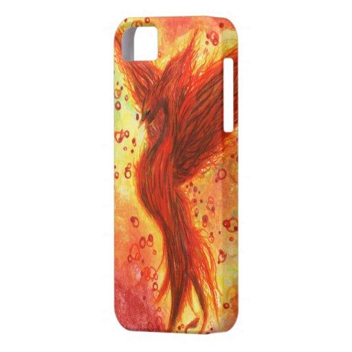 Caso del iPhone de Firebird iPhone 5 Case-Mate Protectores