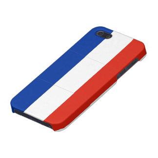 Caso del iPhone de Francia iPhone 5 Carcasa