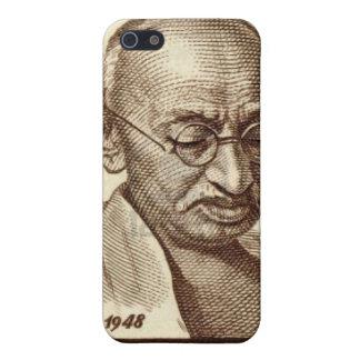 Caso del iPhone de Gandhi iPhone 5 Funda