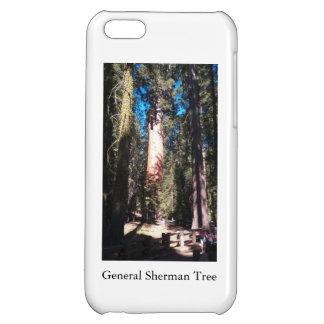 Caso del iPhone de general Sherman Tree