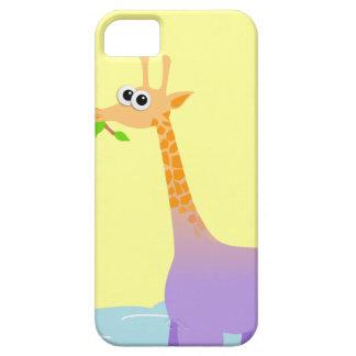 Caso del iPhone de Giraffopotamus iPhone 5 Fundas