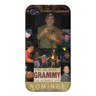 Caso del iPhone de Grammy 3G del latín de VIDA iPhone 4 Protector