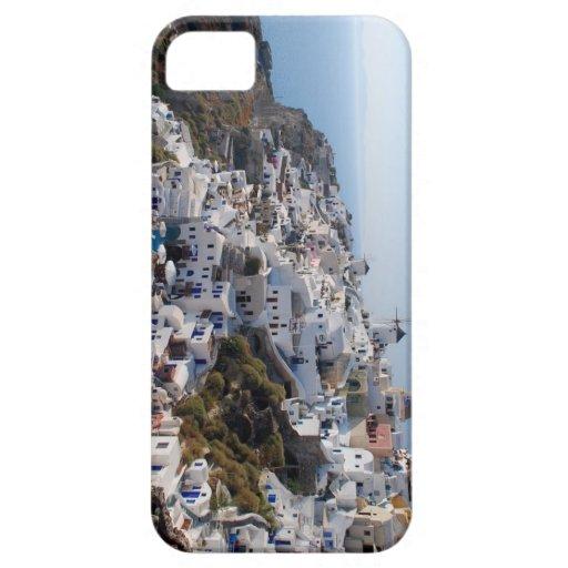 Caso del iphone de Grecia iPhone 5 Carcasa