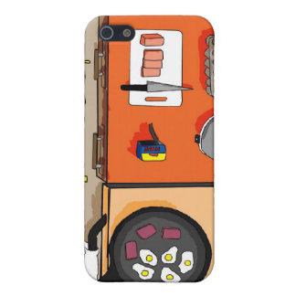 Caso del iphone de Guam iPhone 5 Protectores