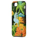 Caso del iPhone de Hawaii de la hawaiana iPhone 5 Protector