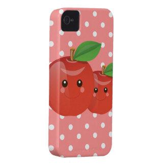 Caso del iPhone de Kawaii Apple Funda Para iPhone 4