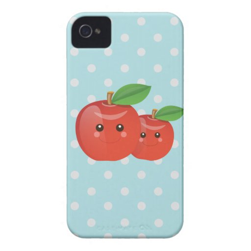 Caso del iPhone de Kawaii Apple iPhone 4 Cárcasa