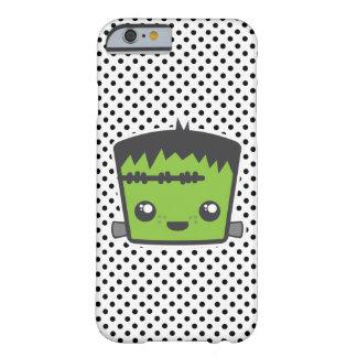 Caso del iPhone de Kawaii Frankenstein Funda Barely There iPhone 6