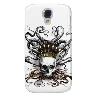 Caso del iPhone de KingSquidSkull Funda Para Galaxy S4