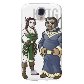 Caso del iPhone de KOTG Funda Para Galaxy S4