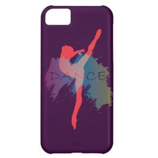 Caso del iPhone de la acuarela de la danza