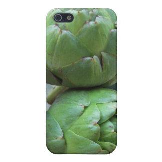 Caso del iPhone de la alcachofa iPhone 5 Carcasa