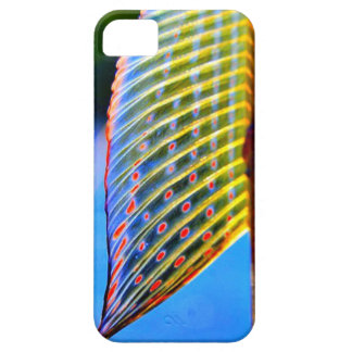caso del iphone de la aleta iPhone 5 carcasa