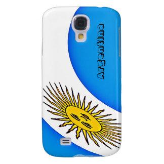 Caso del iPhone de la ARGENTINA Carcasa Para Galaxy S4