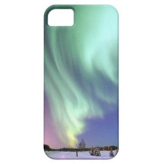 Caso del iPhone de la aurora boreal iPhone 5 Case-Mate Cárcasas