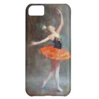 Caso del iphone de la bailarina