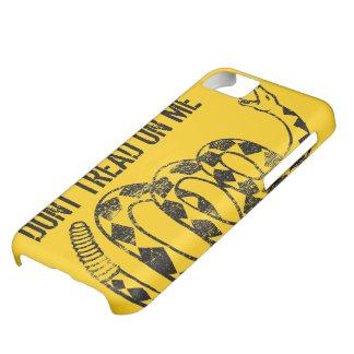 Caso del iPhone de la bandera de Gadsden