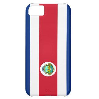 Caso del iPhone de la bandera de Rican de la costa