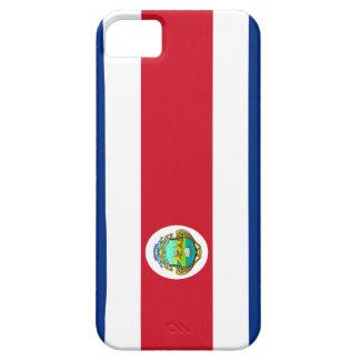 Caso del iPhone de la bandera de Rican de la costa iPhone 5 Case-Mate Cobertura