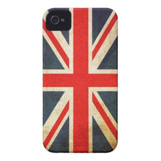 Caso del iPhone de la bandera de unión Case-Mate iPhone 4 Funda