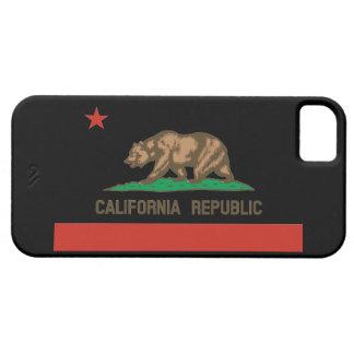 Caso del iPhone de la bandera del estado de la iPhone 5 Carcasa