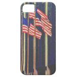 Caso del iphone de la bandera iPhone 5 Case-Mate funda