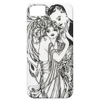 caso del iPhone de la belleza de la aleta de los a iPhone 5 Case-Mate Cárcasa