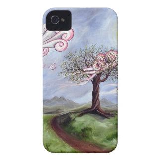 """Caso del iPhone de la """"belleza desafiante"""" Case-Mate iPhone 4 Cárcasas"""