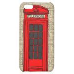 caso del iphone de la cabina de teléfono