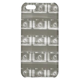 Caso del iphone de la cámara