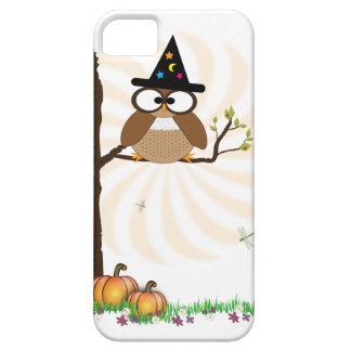 Caso del iPhone de la casamata de Halloween del bú iPhone 5 Case-Mate Cobertura