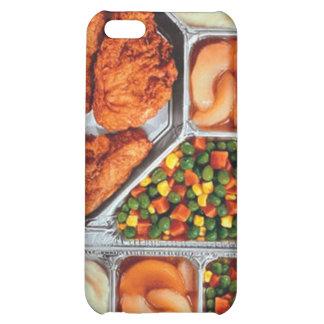 caso del iPhone de la cena de TV