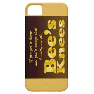 Caso del iPhone de la cera de abejas Funda Para iPhone SE/5/5s