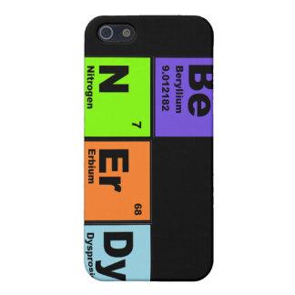 Caso del iPhone de la ciencia de la diversión iPhone 5 Coberturas