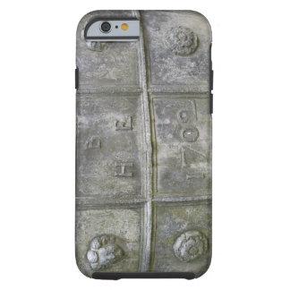 Caso del iPhone de la cisterna de 1702 ventajas Funda Resistente iPhone 6
