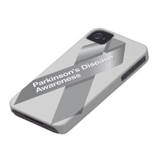 Caso del iphone de la conciencia de la enfermedad Case-Mate iPhone 4 funda