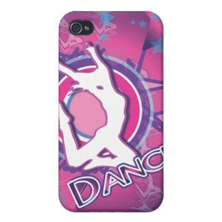 Caso del iPhone de la danza iPhone 4 Cobertura