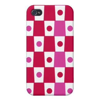 Caso del iphone de la empanada de hierbabuena iPhone 4/4S carcasas
