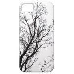 Caso del iphone de la flor de cerezo de los chicas iPhone 5 Case-Mate carcasas