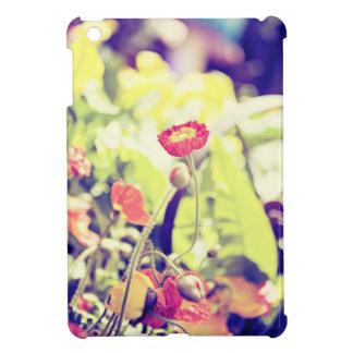 Caso del iphone de la flor de la amapola