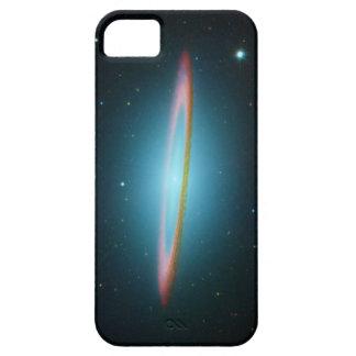 Caso del iPhone de la galaxia del sombrero iPhone 5 Fundas