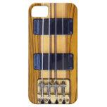 Caso del iPhone de la guitarra baja iPhone 5 Case-Mate Protector