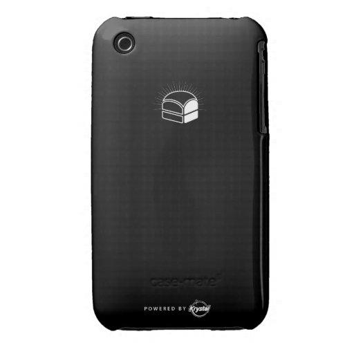 Caso del iPhone de la hamburguesa de Krystal Case-Mate iPhone 3 Cárcasa