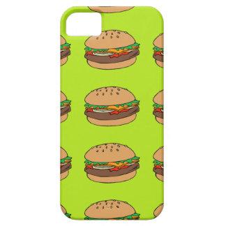 caso del iphone de la hamburguesa funda para iPhone 5 barely there