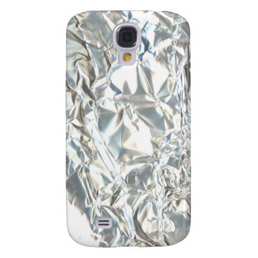 Caso del iPhone de la hoja de metal